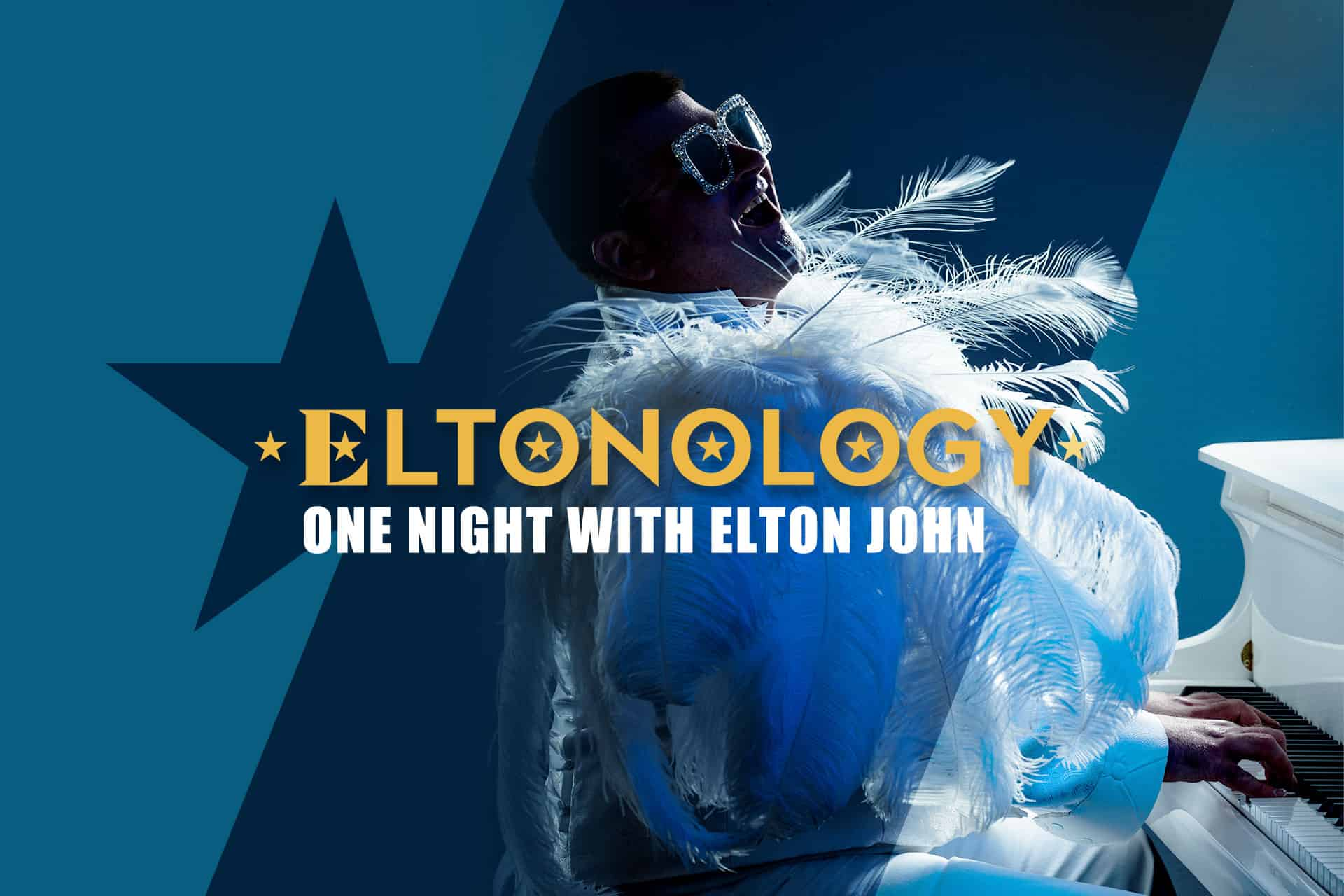 NEW SHOW : ONE NIGHT WITH ELTON JOHN
